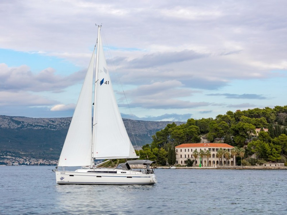 Noleggio yacht Spalato - Bavaria Bavaria Cruiser 41 su SamBoat