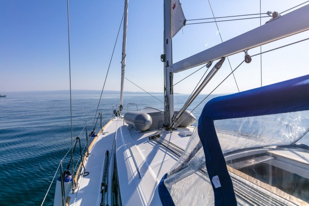 Noleggio barche Spalato economico Beneteau Oceanis 38.1