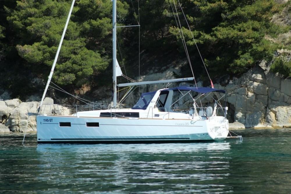 noleggio Barca a vela Spalato - Bénéteau Beneteau Oceanis 35