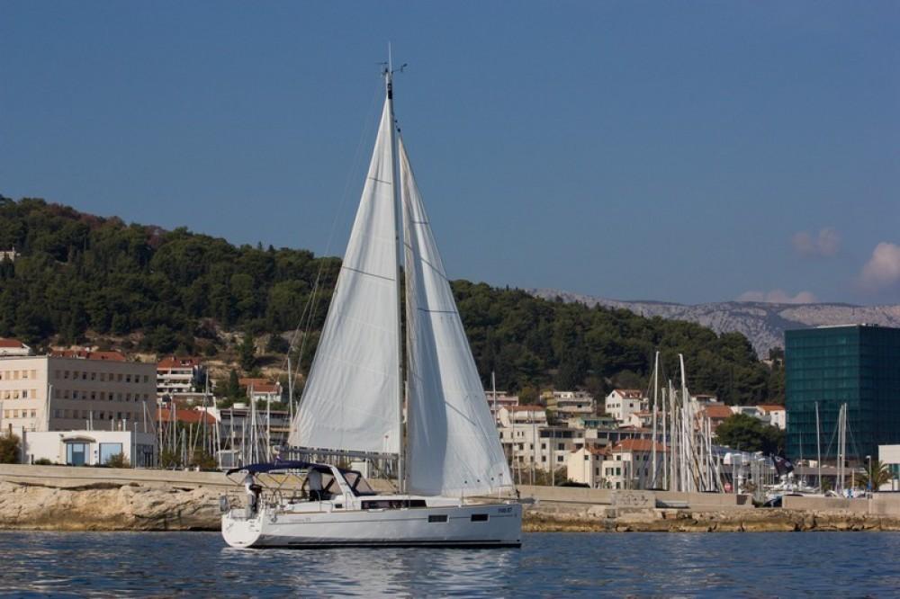 Noleggio yacht Spalato - Bénéteau Beneteau Oceanis 35 su SamBoat