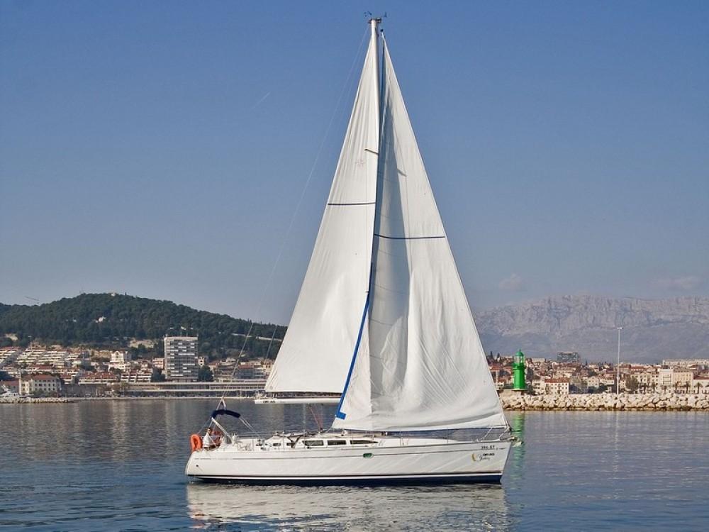 Noleggiare un'Jeanneau Sun Odyssey 43 ACI Marina Split