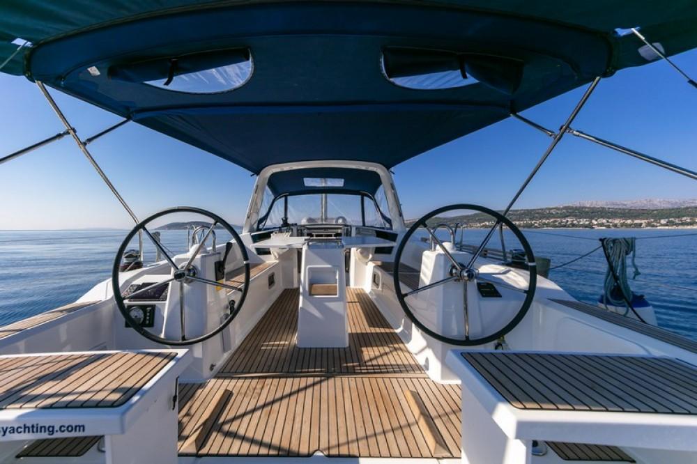 noleggio Barca a vela Spalato - Bénéteau Beneteau Oceanis 38.1