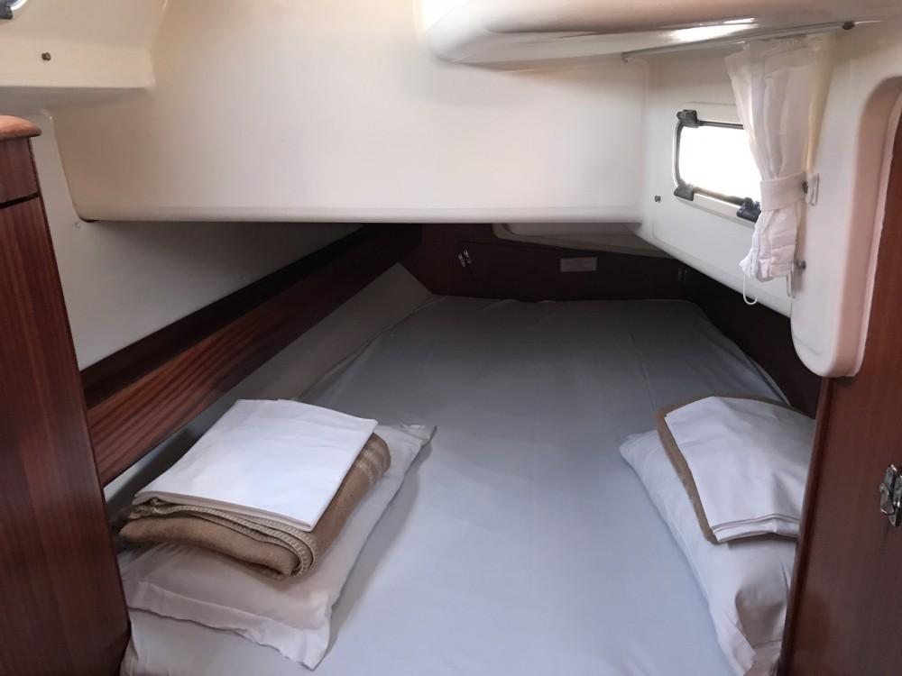 Barca a vela a noleggio Cala dei Sardi al miglior prezzo