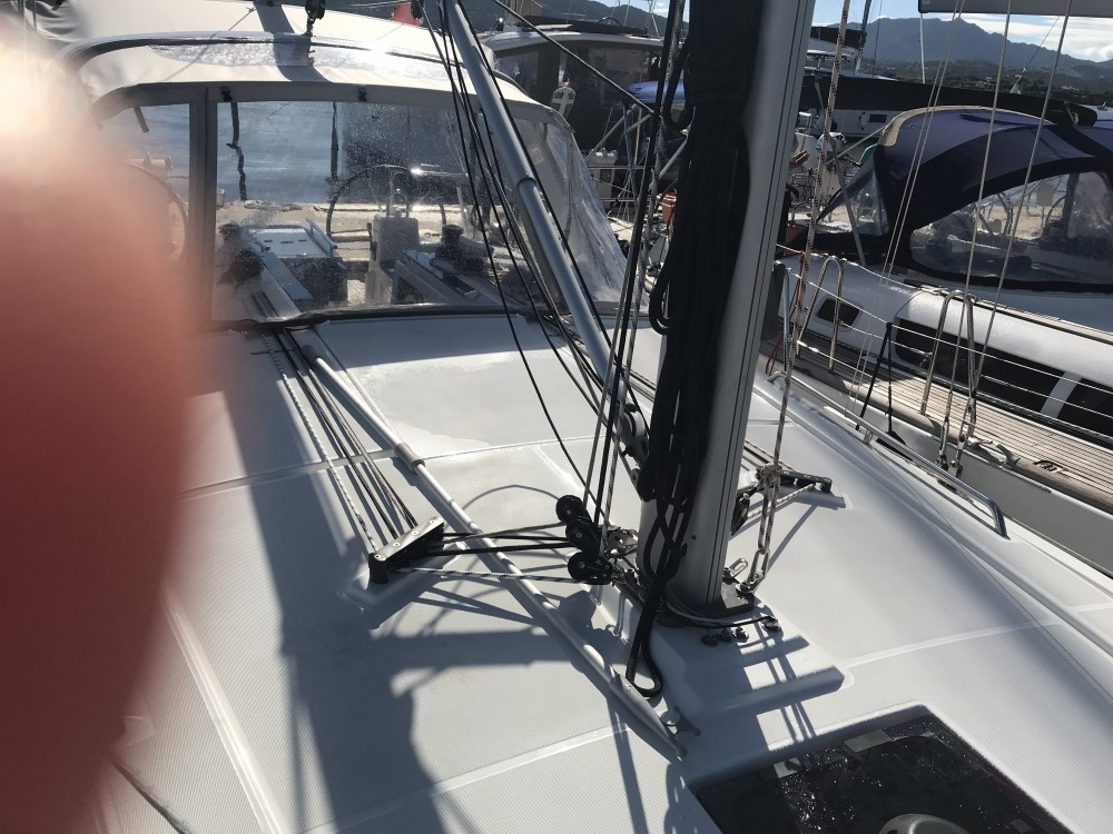 Noleggio yacht  - Bénéteau Oceanis 41.1 su SamBoat