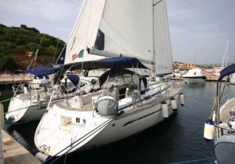 Noleggio Barca a vela con o senza skipper Bavaria Castiglioncello
