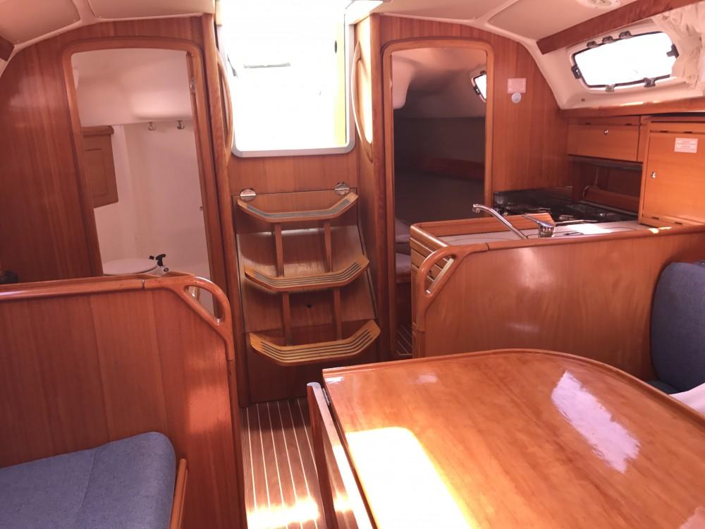 Bavaria Bavaria 31 Cruiser tra personale e professionale Cala dei Sardi