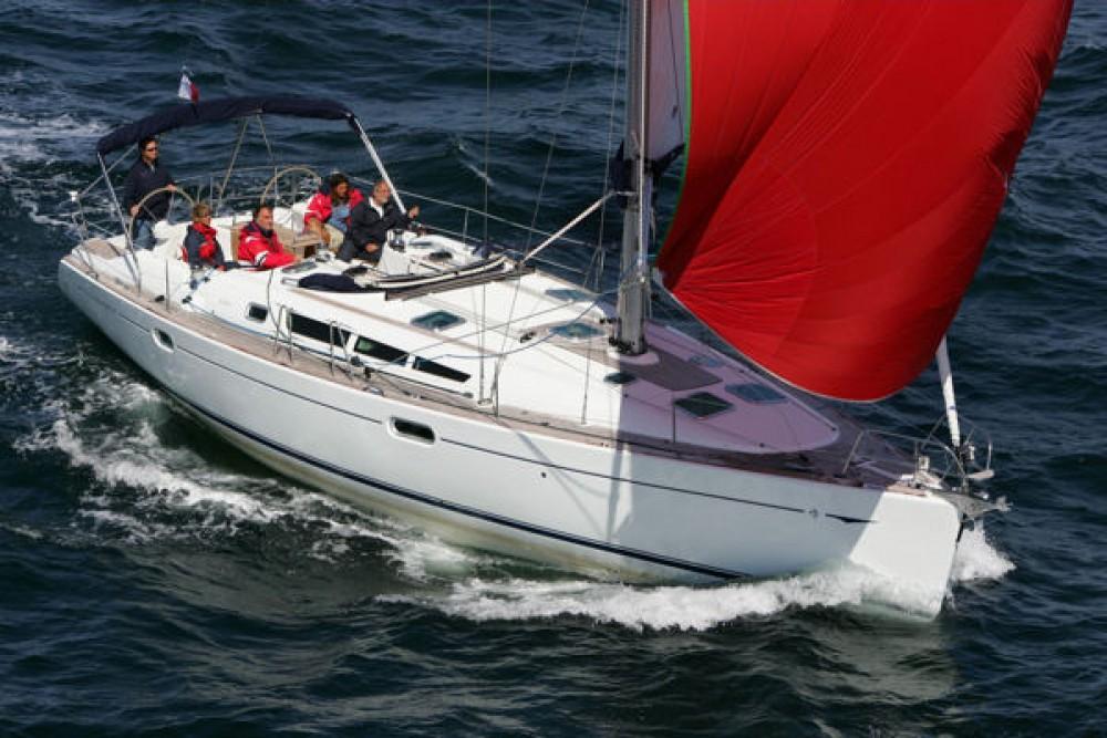 Jeanneau Sun Odyssey 45 08 tra personale e professionale Castiglioncello