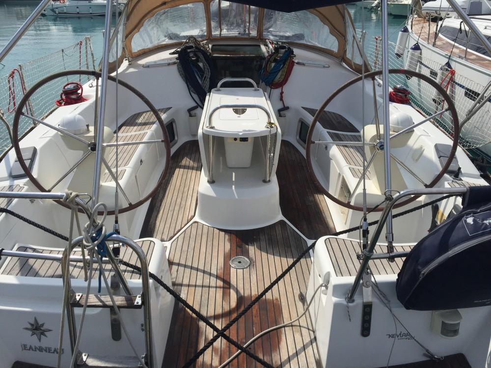 noleggio Barca a vela Castiglioncello - Jeanneau Sun Odyssey 45 08