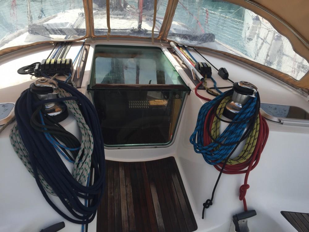 Noleggio barche Castiglioncello economico Sun Odyssey 45 08
