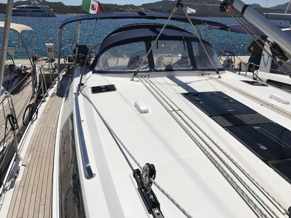 Noleggio barche Olbia economico Bavaria Cruiser 51