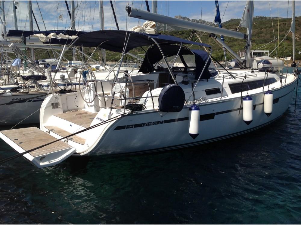 Barca a vela a noleggio Olbia al miglior prezzo