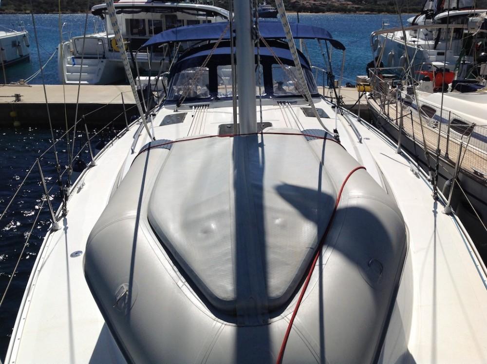 Noleggio Barca a vela con o senza skipper Bavaria Olbia