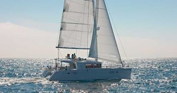 Noleggio barche Portisco economico Lagoon 450 F