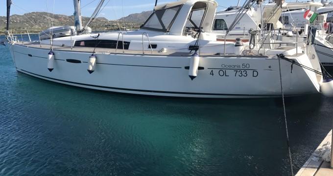 Noleggio barche Bénéteau Oceanis 50 Family a Portisco su Samboat