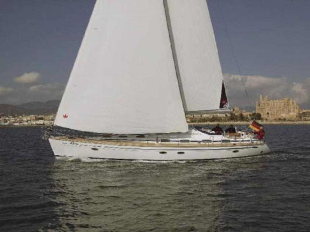 Noleggio Barca a vela Bavaria con una patente