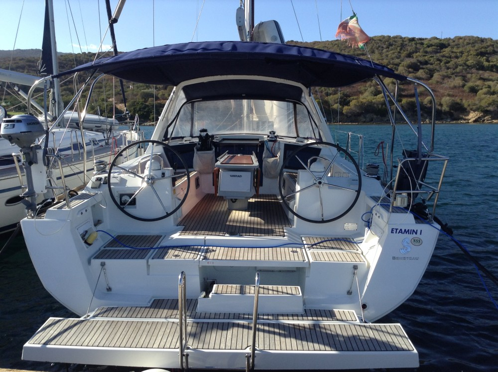 Noleggio Barca a vela con o senza skipper Bénéteau Castiglioncello
