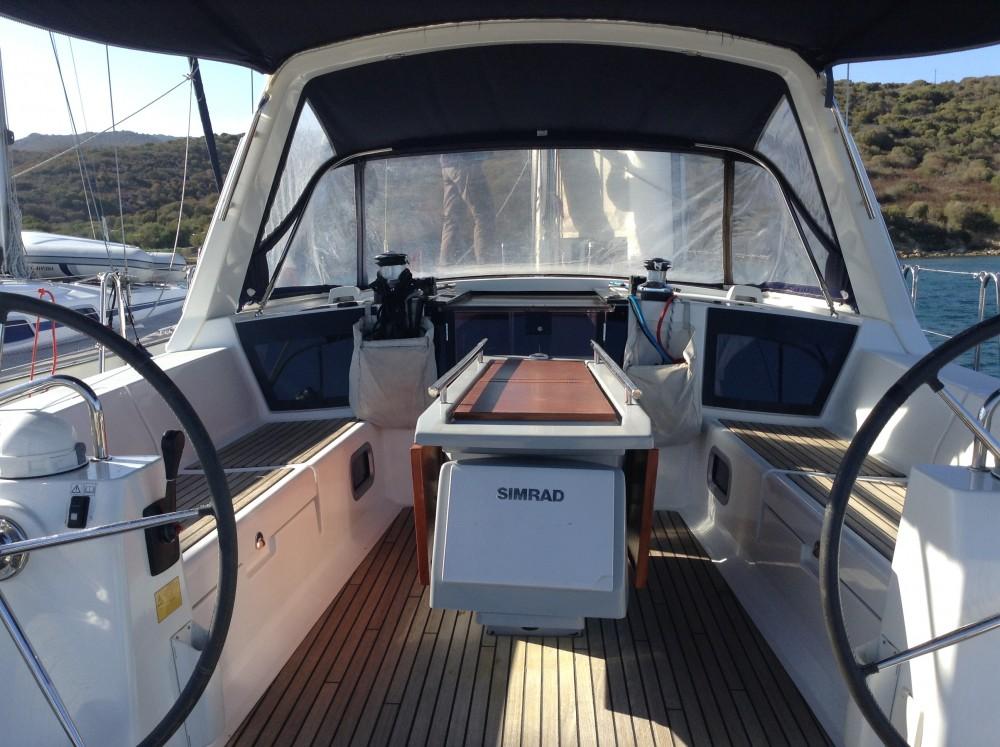 Noleggio barche Castiglioncello economico Oceanis 41