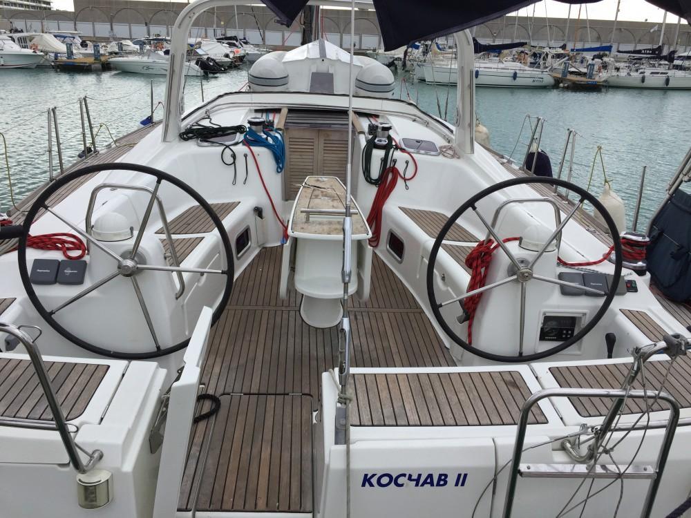 noleggio Barca a vela Castiglioncello - Bénéteau Oceanis 50 Family