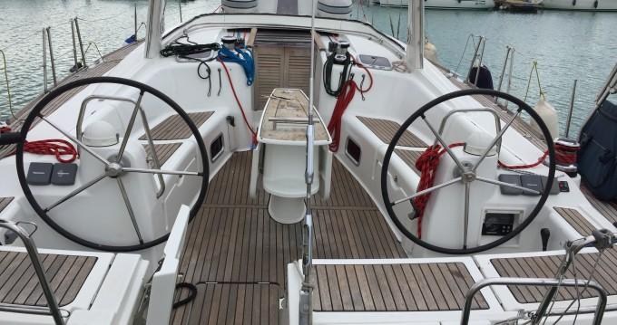 Noleggio Barca a vela a Castiglioncello – Bénéteau Oceanis 50 Family