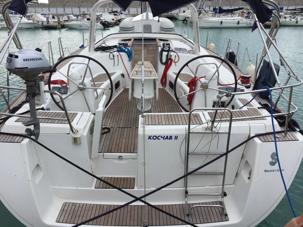 Noleggio barche Castiglioncello economico Oceanis 50 Family