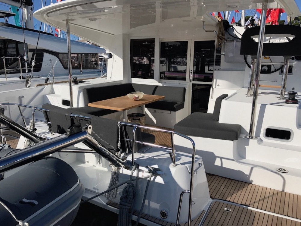 Noleggio yacht  - Lagoon Lagoon 40 su SamBoat