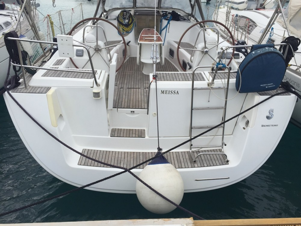 Noleggio yacht Castiglioncello - Bénéteau Oceanis 46 su SamBoat