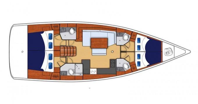 Noleggio barche Marigot economico Moorings 48.4