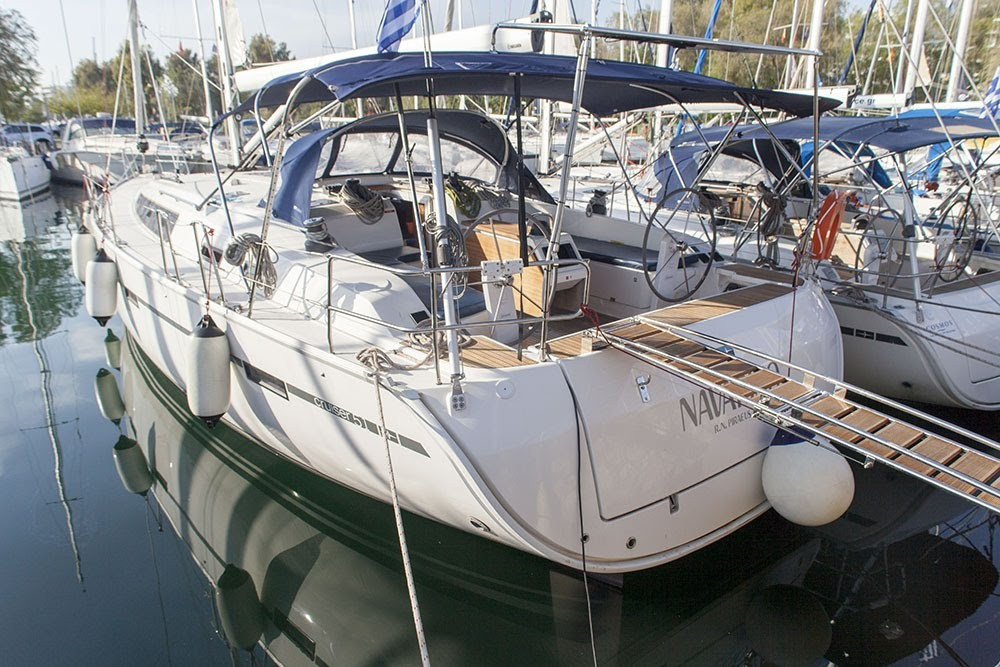 Noleggio barche Coo economico Cruiser 51