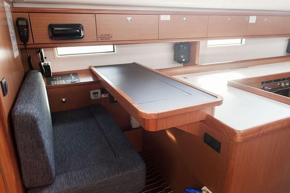 noleggio Barca a vela Coo - Bavaria Cruiser 51
