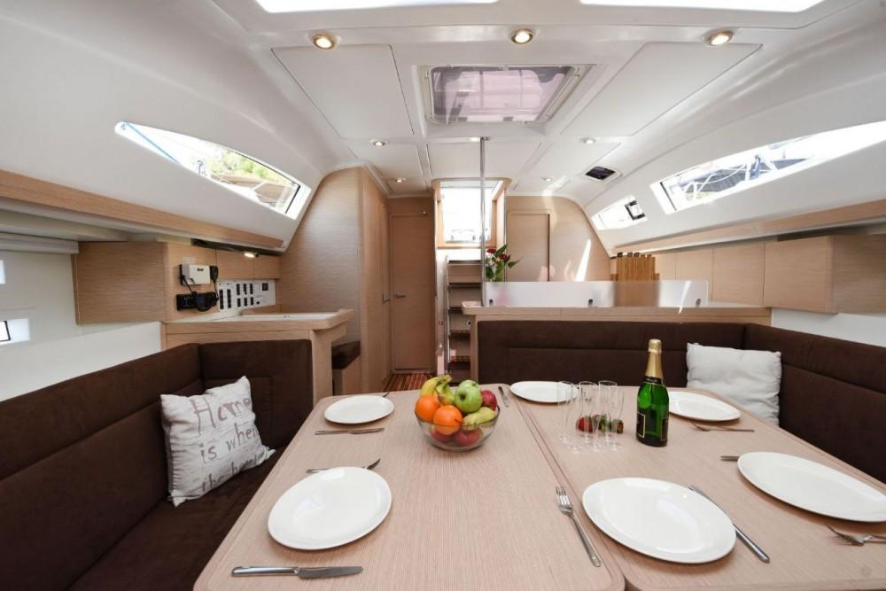 Noleggio barche Zara economico Elan Impression 45