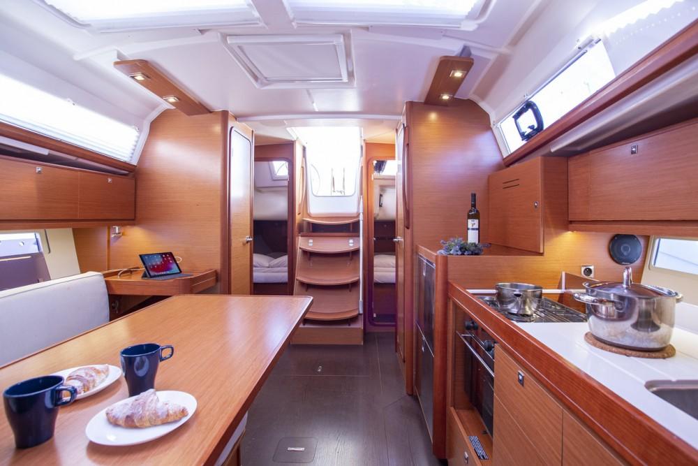 noleggio Barca a vela Capocesto - Dufour Dufour 382 Grand Large