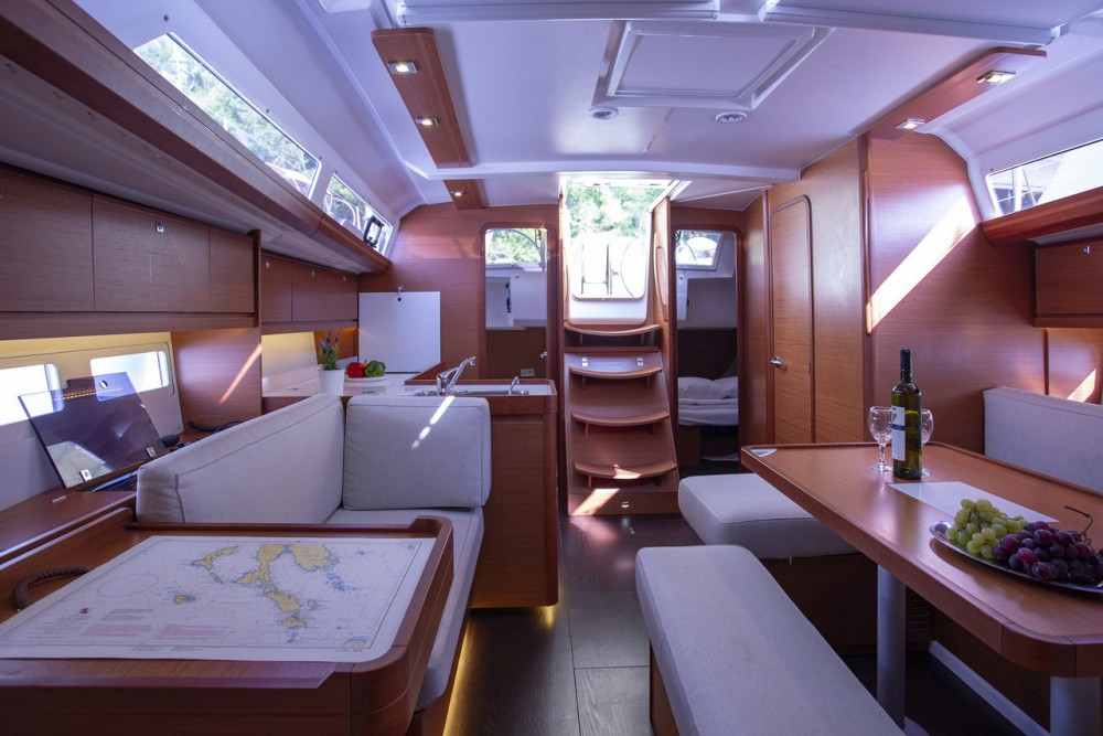 Noleggio yacht Primorsko-Goranska Županija - Dufour Dufour 412 Grand Large su SamBoat