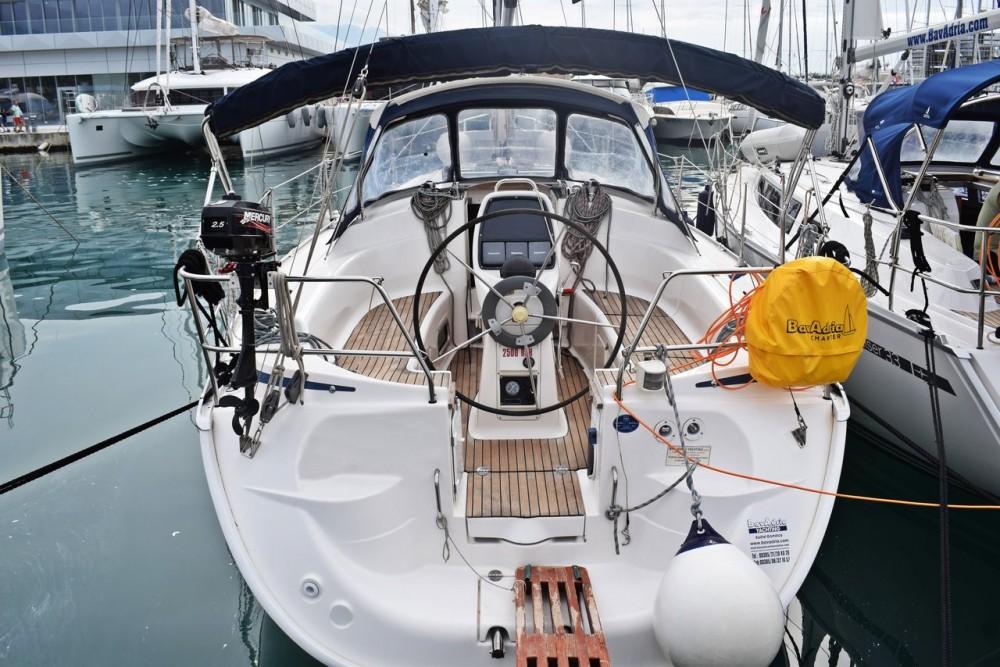 Noleggio Barca a vela con o senza skipper Bavaria Croazia