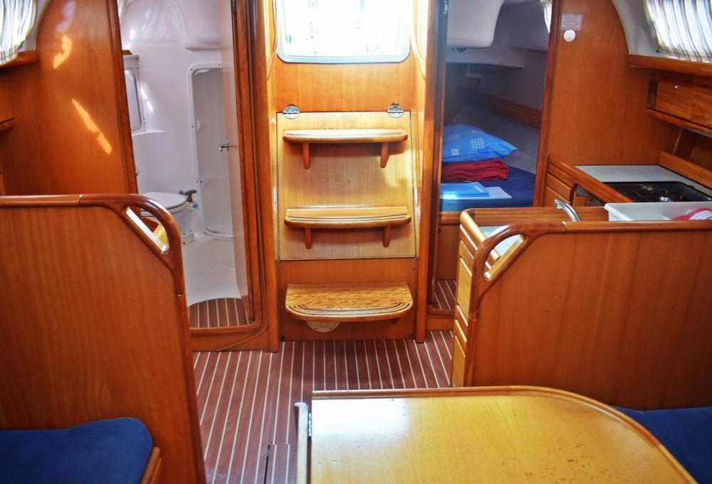 noleggio Barca a vela Croazia - Bavaria Cruiser 33