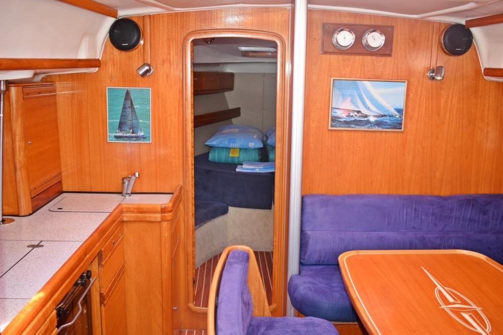 Barca a vela a noleggio Croatia al miglior prezzo