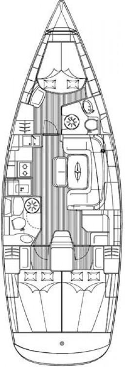 Noleggio yacht Croatie - Bavaria Cruiser 39 su SamBoat