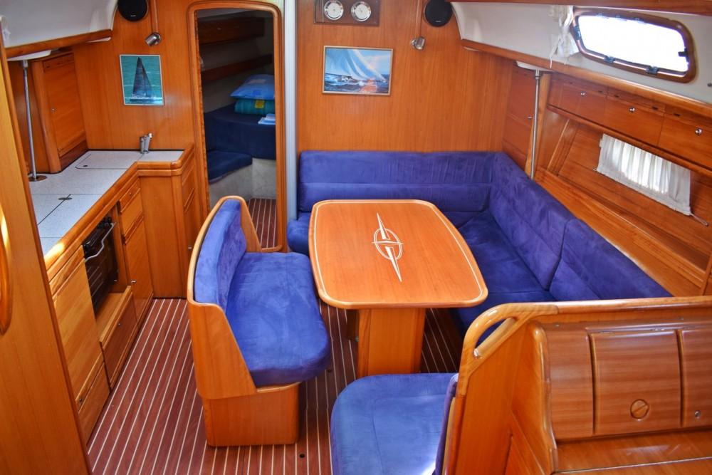 Bavaria Cruiser 39 tra personale e professionale Croatie