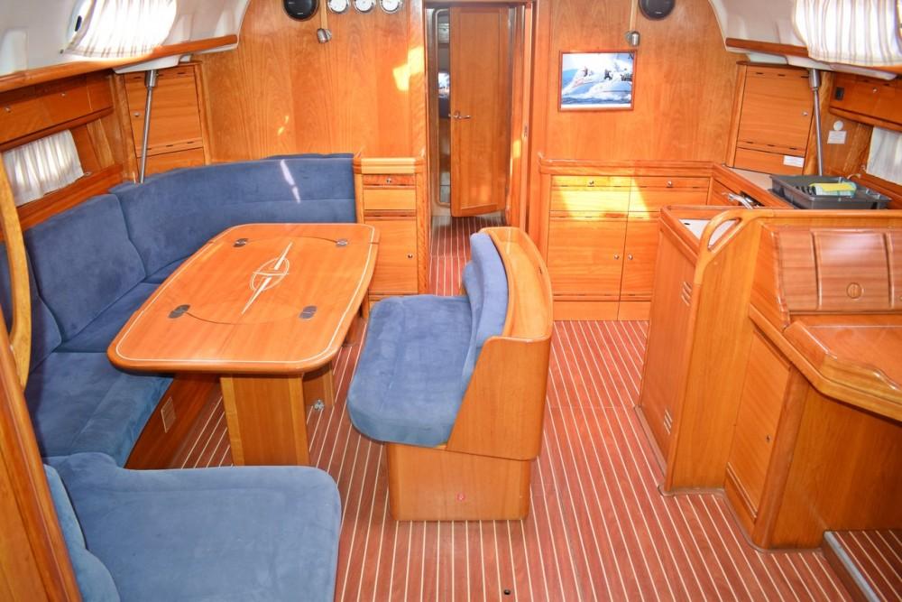 Bavaria Cruiser 50 tra personale e professionale Croazia