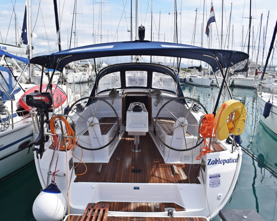 Noleggio barche Croatie economico Cruiser 37