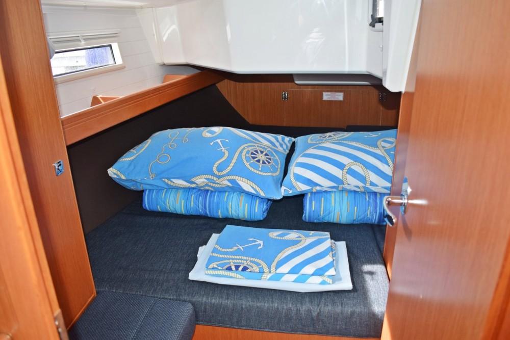Barca a vela a noleggio Croatie al miglior prezzo