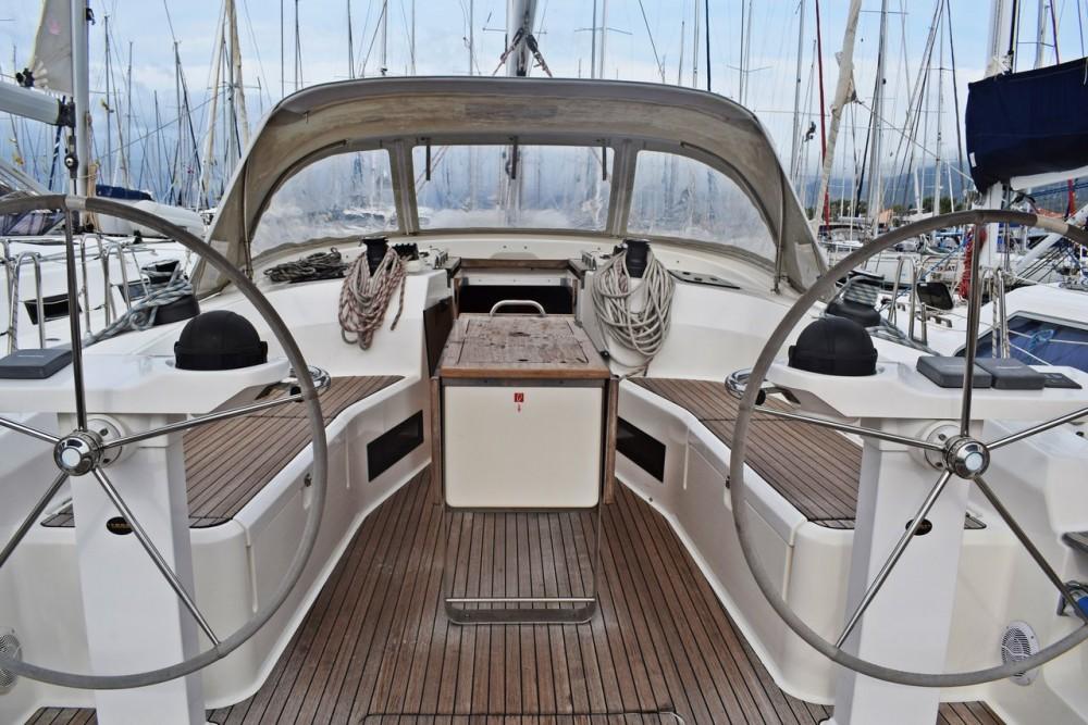 Noleggio barche Croazia economico Cruiser 45