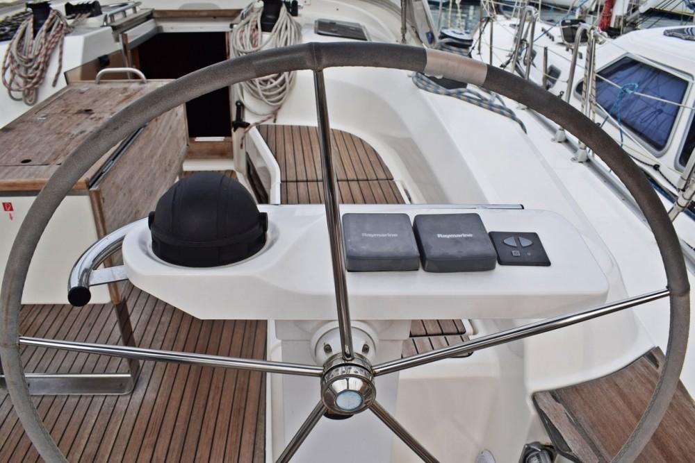Bavaria Cruiser 45 tra personale e professionale Croazia