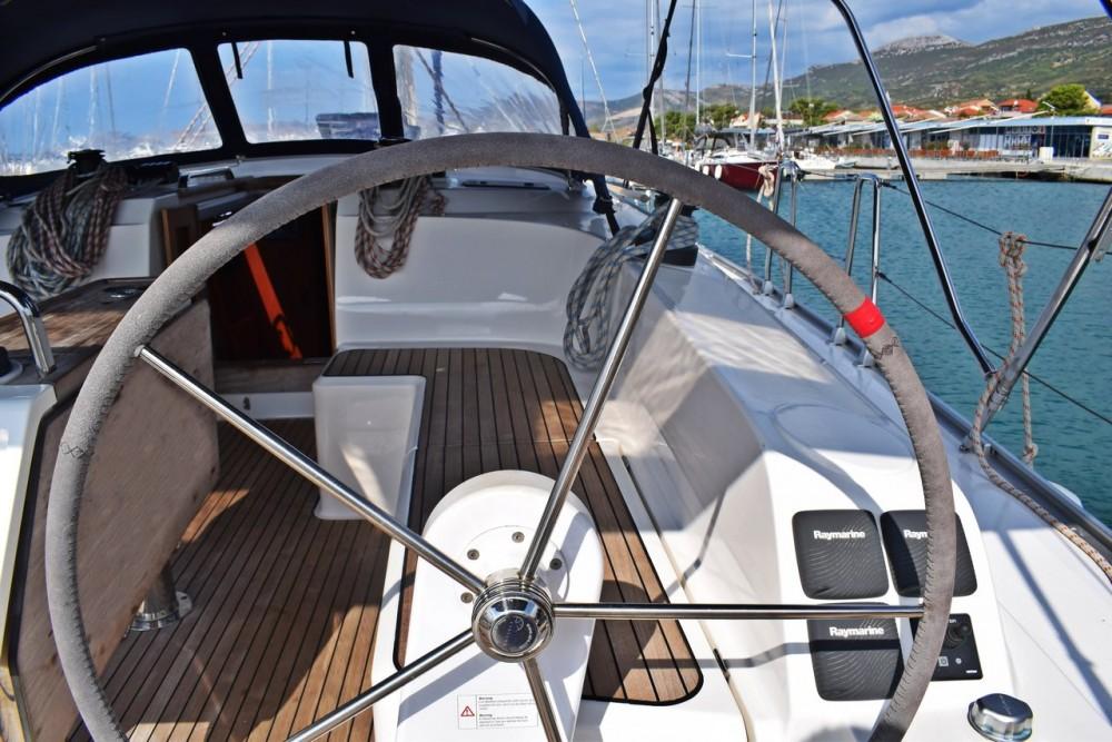 Bavaria Cruiser 46 tra personale e professionale Croatie