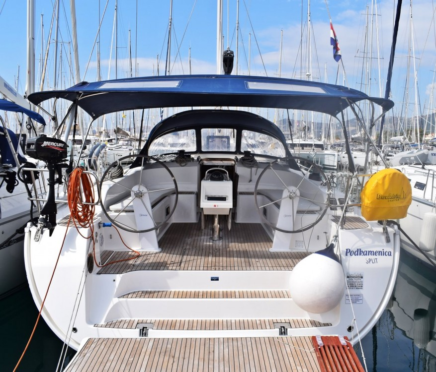 noleggio Barca a vela Croazia - Bavaria Cruiser 51