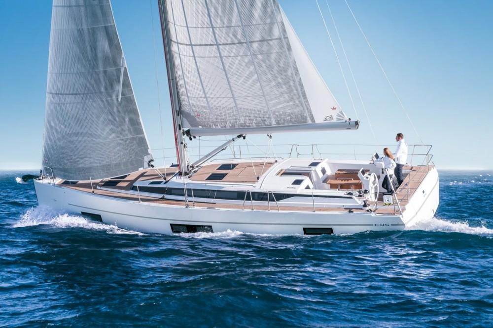 Noleggio barche Peloponneso economico C 45