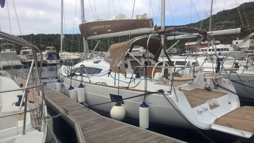 noleggio Barca a vela  - Elan Elan Impression 40