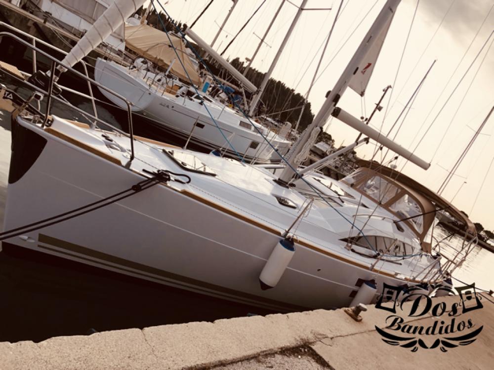 Noleggio yacht Zara - Elan Elan Impression 40 su SamBoat