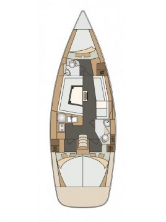 Barca a vela a noleggio Zara al miglior prezzo