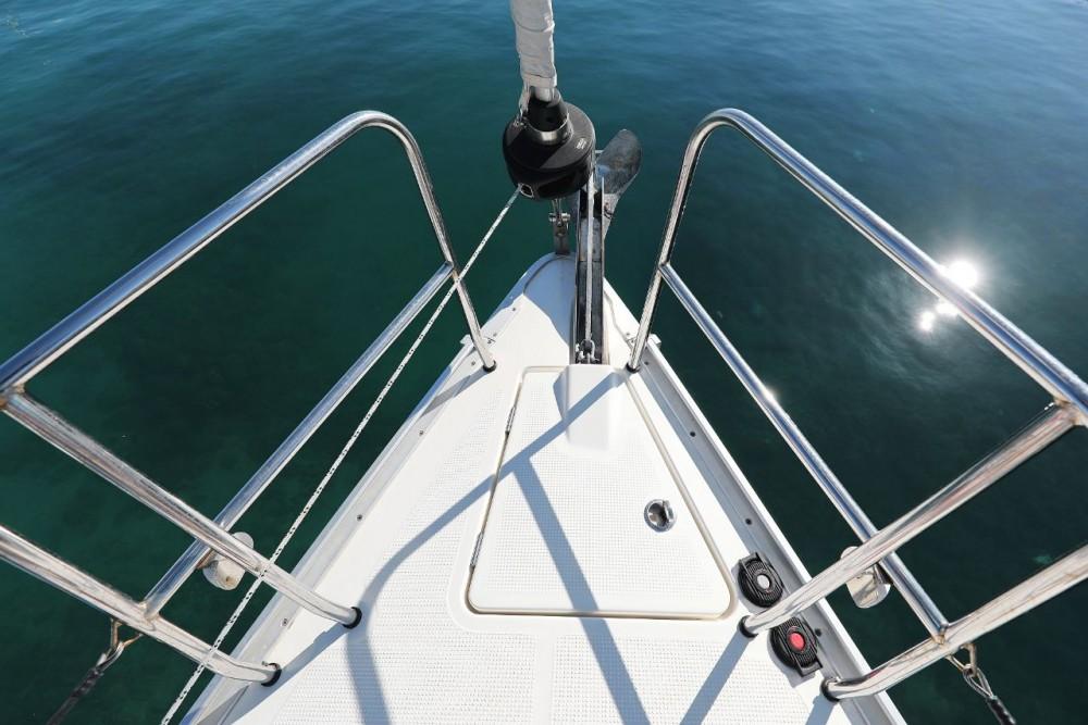 noleggio Barca a vela D-Marin Borik - Bavaria Cruiser 37