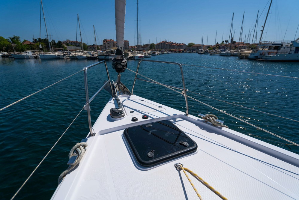 Noleggio yacht Croazia - Elan Impression 50 su SamBoat